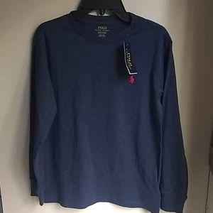 Polo Ralph Lauren Crewneck Long sleeve T-shirt